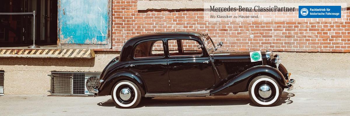 Oldtimer Restauration Baden ツ 🥇 Müller Classic » Old- und Youngtimer Fachwerkstatt, Mercedes Benz Classic Partner