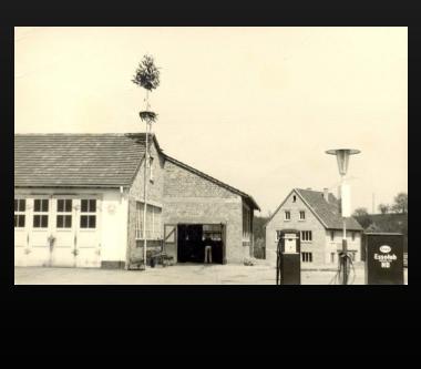 Mercedes Benz Werkstatt