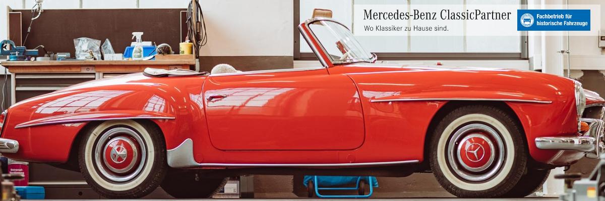 Oldtimer Restauration Ludwigsburg ツ 🥇 Müller Classic » Old- und Youngtimer Fachwerkstatt / Fachbetrieb für historische Fahrzeuge
