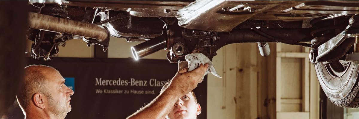 Mercedes_Benz Classic Partner in 73072 Donzdorf