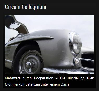 Oldtimer-Fachbetrieb in  Freiburg (Breisgau)