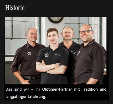 Oldtimer Restauration in  Hochheim (Main)