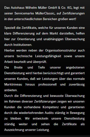 Oldtimer Zertifizierungen in  Eislingen (Fils)